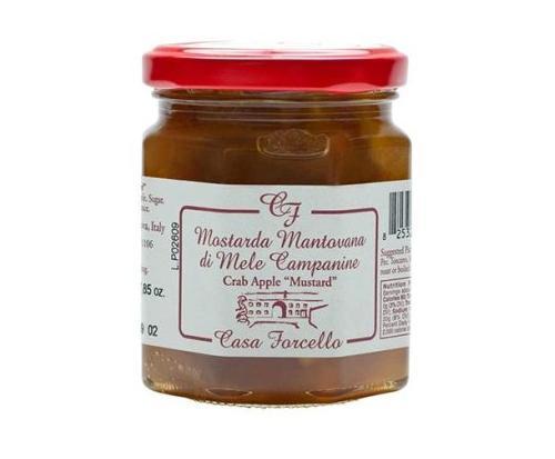 Amoretti s p a specialit alimentari for Mostarda di mele mantovana